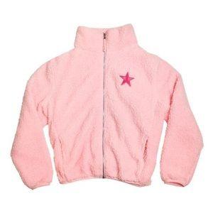 Jeffree Star Fuzzy Pink Jacket Valentine's Day